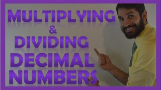 Multiplying and Dividing Decimal Numbers   Math Review for ATI, HESI, SAT