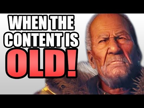 WHEN THE CRUCIBLE CONTENT IS OLD! | Funny Destiny 2 Gameplay