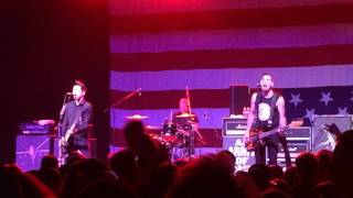 "Anti-Flag - ""Drink Drank Punk/Rotten Future/Davey Destroyed the Punk Scene"" - 2/4/2017 - Tempe. AZ"