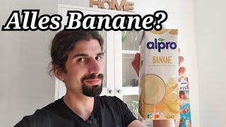 alpro Soja Banane | Ob der was kann?