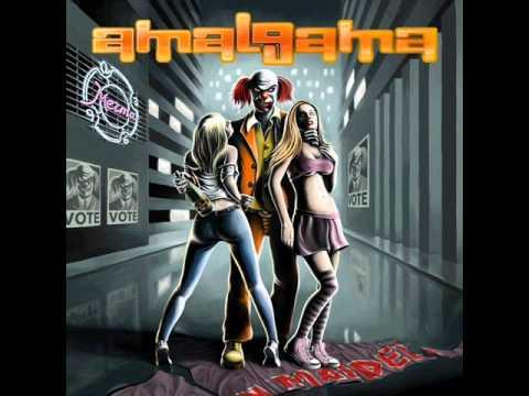 Amalgama - Ангельская пыль  кавер песни группы Ария