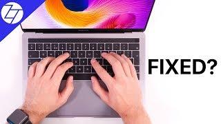 MacBook Pro 2018 Keyboard FIXED?