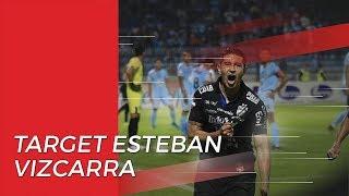 Target Esteban Vizcarra seusai Perpanjang Kontrak di Persib