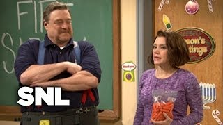 Shallon: Fire Safety - SNL