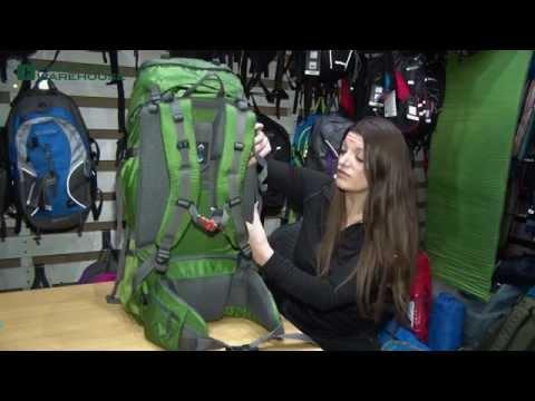 Choosing a Rucksack