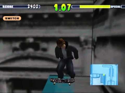 Evolution Skateboarding Playstation 2