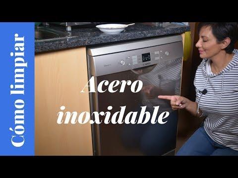 Cómo hacer un limpiador para el acero inoxidable o  stainless