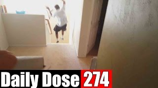 JUICE ALMOST GETS TAZED!! - #DailyDose Ep.274 | #G1GB