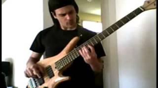Chromatic Fantasy - Bach/Jaco Pastorius Bass Cover