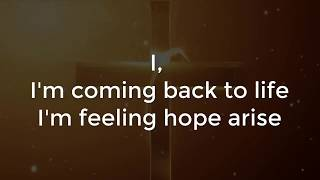 Anthony Evans   Back to Life lyrics