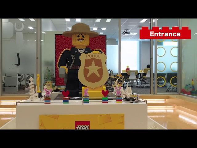 【レゴ社で働くということ】レゴジャパンのオフィスをご紹介!