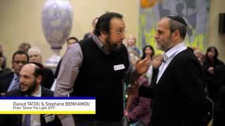 Unite to Ignite - EuroChanukah at the Berlaymont 2015