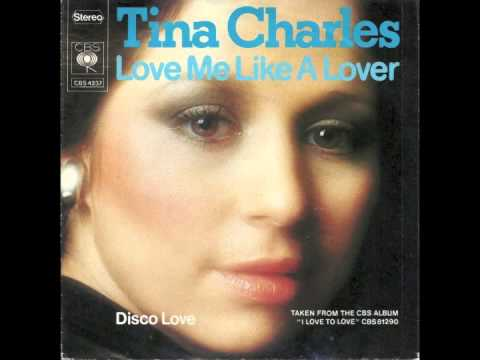 Tina Charles - Love Me Like A Lover