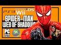 Spider man Web Of Shadows: cu l Versi n Del Juego Es Me