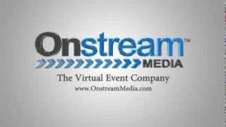 Onstream Webinars video