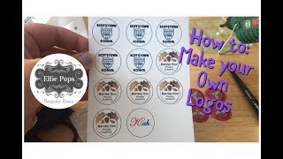 Tutorial: Make Your Own Bottle Cap Images & Logos