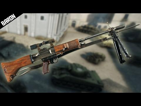 Wunder-BAR, Secret Nazi Assault Rifle - Day of Infamy Gameplay