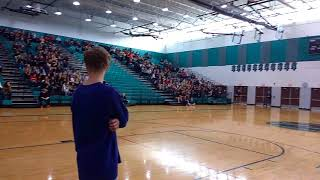"""NF FAN Raps """"real"""" To His Entire School"""