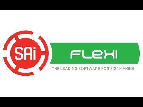 SAI FlexiSIGN & FlexiPRINT 12 SP5 P1 Build 2878 Work Windows 10 And All System
