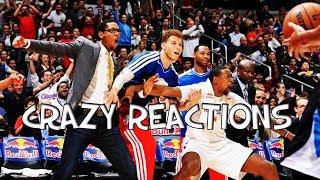 NBA BEST REACTIONS