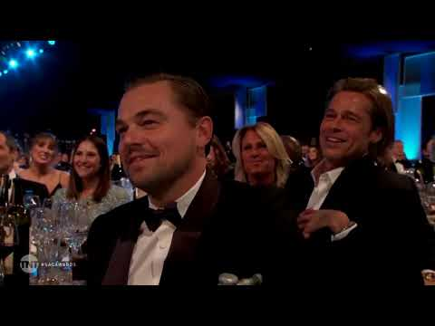 Joaquin Phoenix Wins Best Actor for 'Joker' - SAG Awards
