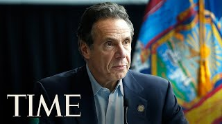 Watch Live: New York Governor Andrew Cuomo Delivers Briefing On COVID-19   TIME