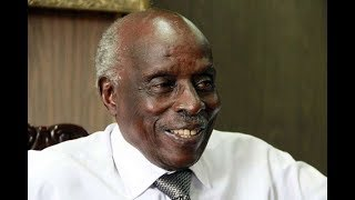 Jeremiah Kiereini dies at 90 - VIDEO