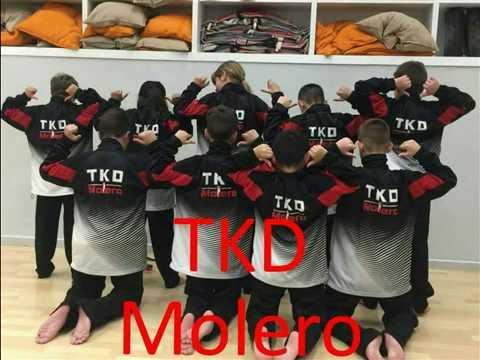 CTO. CATALUNYA DE TAEKWONDO INFANTIL 22 mayo 16