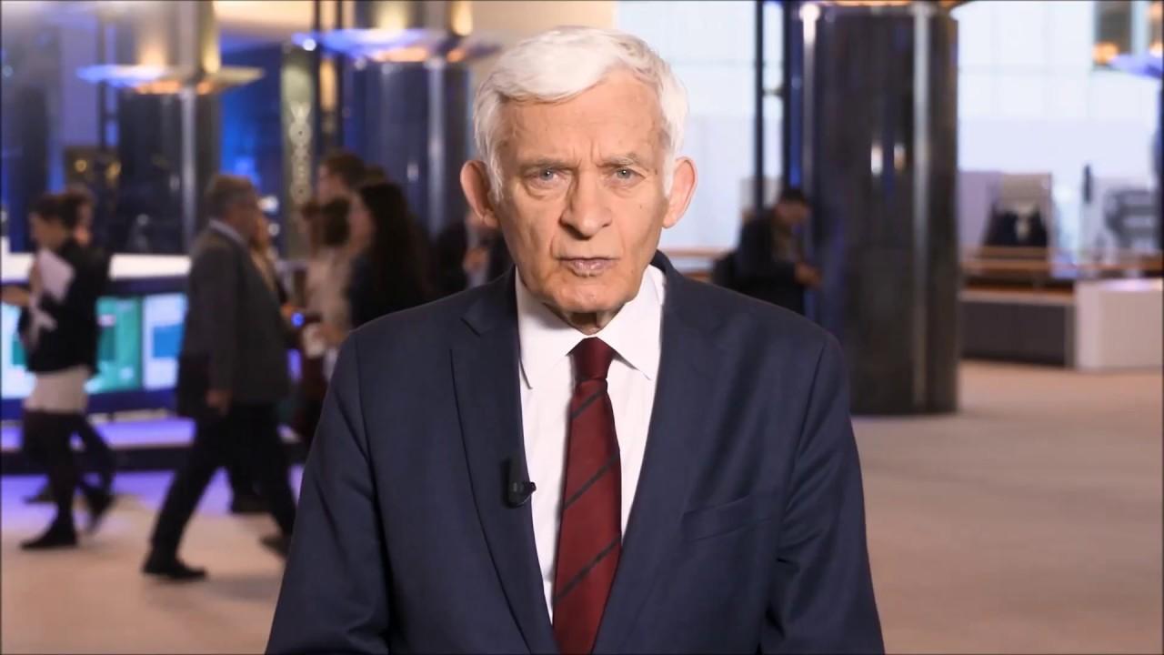 Wystąpienie prof. Jerzego Buzka
