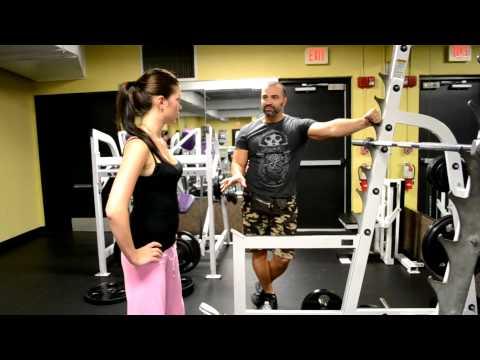 Похудеть на 5 кг упражнения диета