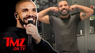Drake Returns To Working Out, Looks Great! | TMZ TV