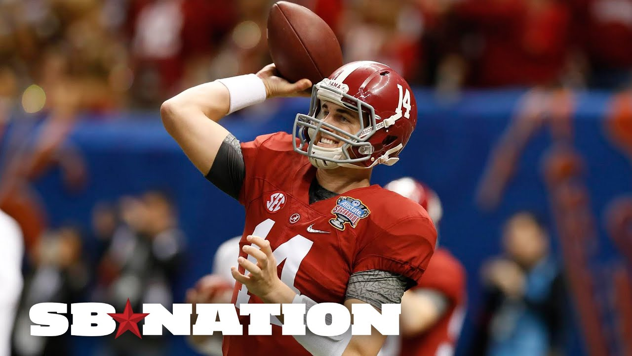 Who will win battles to start at QB for Alabama, Oregon, Ohio State, and Florida State? thumbnail