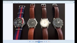 PAID WATCH REVIEWS - Seiko SKX, Hamilton, Oris and Omega Speedmaster