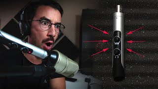 How to use a CONDENSER MIC without an audio interface (and phantom power?) - MXL Mic Mate Pro review