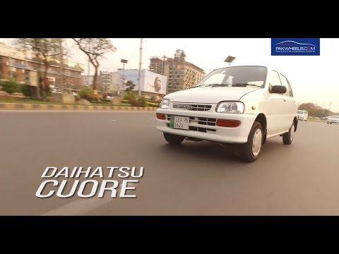 Daihatsu Cuore | Expert Review