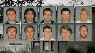 10 LSU frat brothers charged in pledge's alcohol-related death
