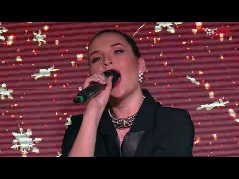 САША ЖЕМЧУГОВА - НОЧЬ / SASHA ZHEMCHUGOVA - NOCH / NEW YEAR 2017 / EUROPA PLUS TV