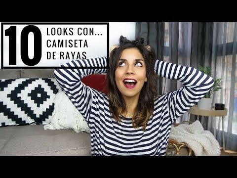 10 LOOKS CON... CAMISETA DE RAYAS || State Beauty