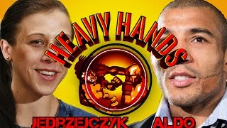 UFC 200 Masterclass: Joanna, Aldo, & Alvarez post-fight analysis (Heavy Hands #114)