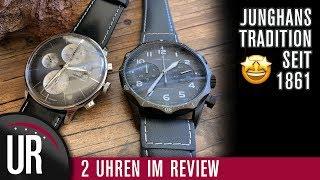 Junghans Meister Chronoscope & Pilot im Review  Test  Deutsch
