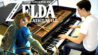 Zelda: Breath of the Wild - Piano Medley