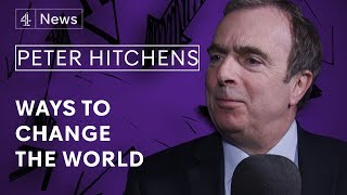 Peter Hitchens on Bolshevism, multiculturalism and his brother