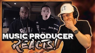 Music Producer Reacts To Token   YouTube Rapper Ft. Tech N9ne