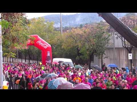 Vídeo de salida carrera 5km