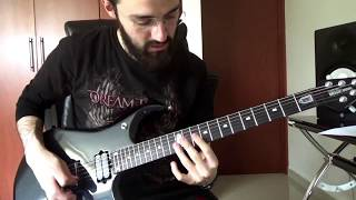 Innocence Faded (Dream Theater) - Guitar Cover | AXE FX 2 XL+