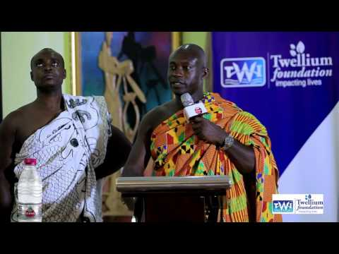 Verna Changing Lives: Twellium Foundation launched in Kumasi