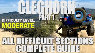 Cleghorn - The Complete Trail Guide Part I