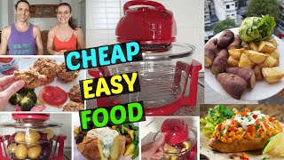 How to use a convection oven | Easy & Healthy Food | Review