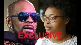 """R. Kelly (16 Year Old Ex) REVEALS """"STD"""", """"GAY LOVERS"""", & Rob Loves """"KIDS"""" to Put DlLD0S up His BUTT!"""