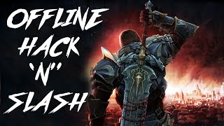Top 10 Best Offline Hack and Slash Android Games